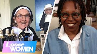 How Whoopi Goldberg Copes With Anger and Frustration in Lockdown | Loose Women