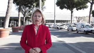 Рим: все о вокзале Термини, привокзальной площади и ее достопримечательностях