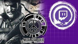 METAL GEAR SOLID: PEACE WALKER   Metal Gear Saga Part 42: MSF BFFs!   Stream Four Star