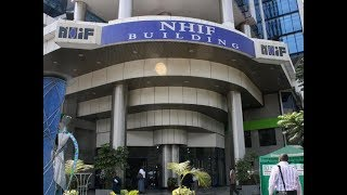 NHIF bring cheer this Christmas to children admitted in Kenyatta National Hospital