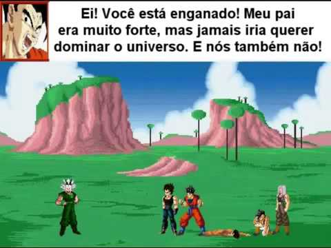 Dragon Ball AF! Episódio 1- Saga de Zaiko Videos De Viajes