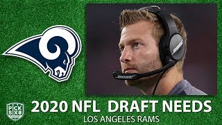 Los Angeles Rams Draft and Free Agent Needs: Protect Jared Goff!!! | CBS Sports HQ