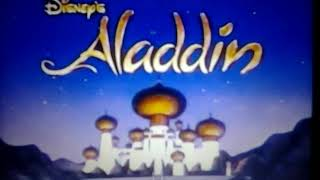 Aladdin: the Animated Series (1994-1995) End Credits PlanetLagu