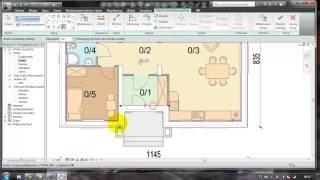 Revit Architecture - Lekcja 4 - Stropy