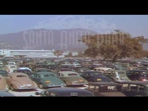1940 Big Cap Santa Anita Park Youtube