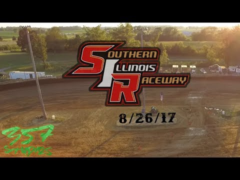 357 Studios coverage of racing at Southern Illinois Raceway 82617