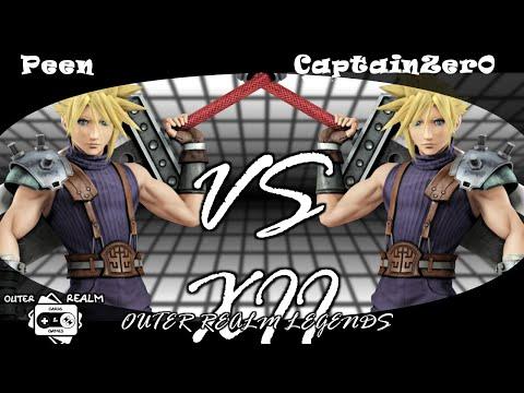 ORL XII - Peen (Cloud) vs. CaptainZer0Dew (Cloud - POOLS - Smash 4 - Wii U