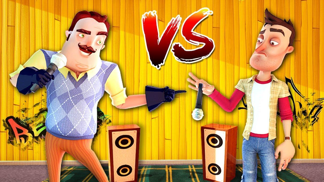 HELLO NEIGHBOR GOT A FRIDAY NIGHT FUNKIN MOD!!! | Hello Neighbor Gameplay (Mods)