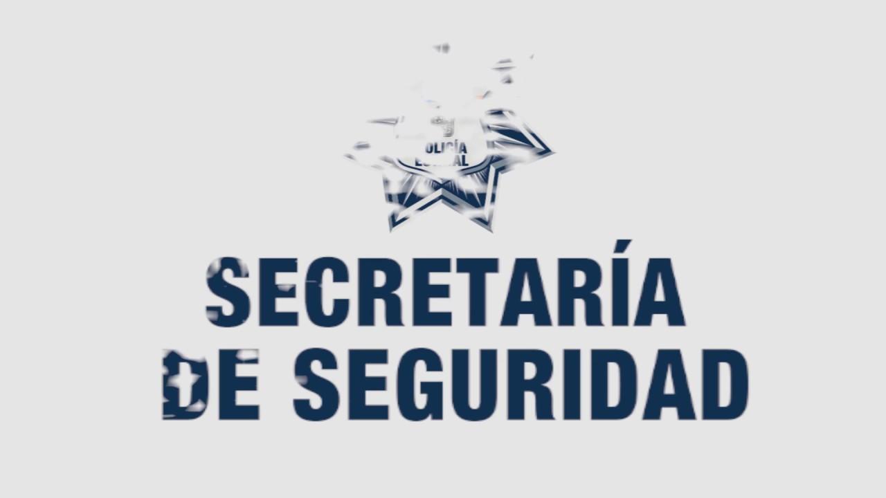 Inicio Secretaría De Seguridad