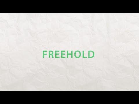 Investesaurus: Freehold | Property Box