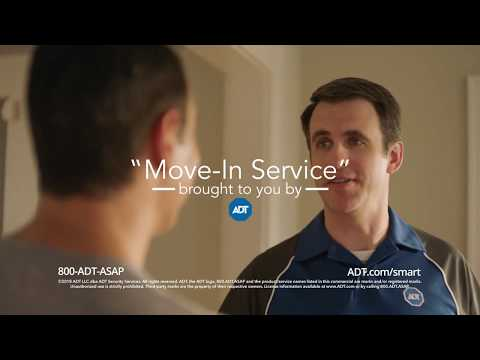 Smart Home Installation - Move-in Service by ADT