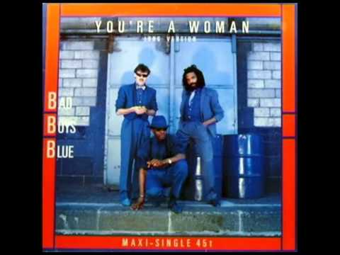 Bad Boys Blue You Re Woman I M A Man Extended 12 Inch