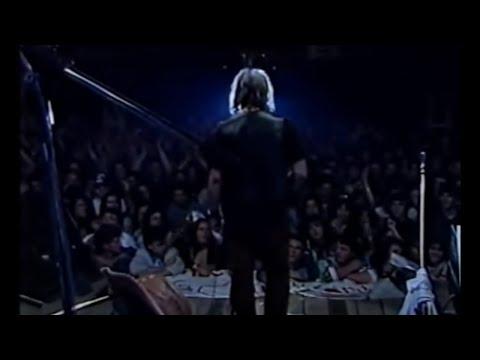 I Nomadi - Canzone per un'amica live Casalromano (MN) 1989.