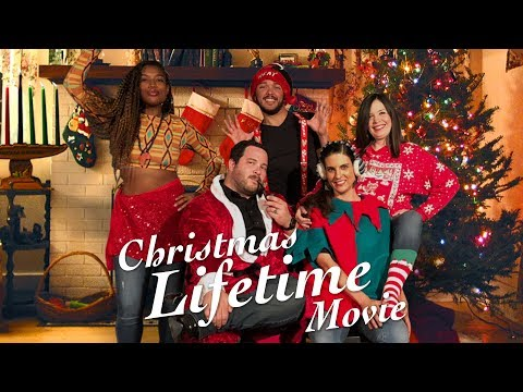 SCPs Holiday Lifetime Movie