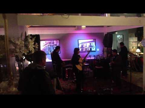 Spanish Latin Music At The The Acorn On Forest The Basin 18. 3. 2016