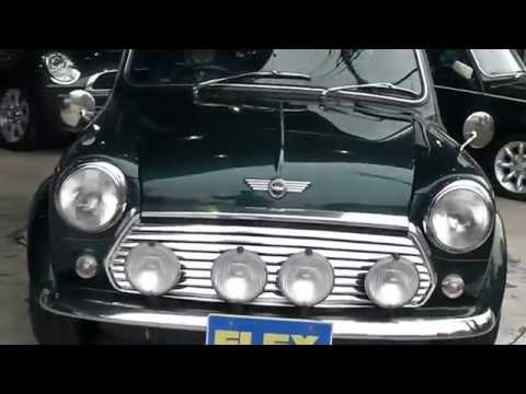 ローバーミニクーパー「スポーツパックリミテッド」600台限定車