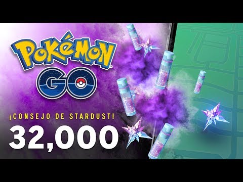 ❗️ Pokémon GO Tip: ¡Obtén hasta 32,000 de Polvoestelar!