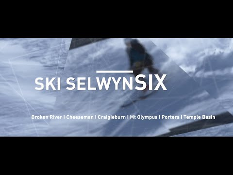 Ski the Selwyn Six this winter!