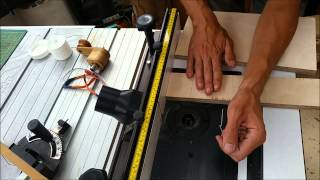 Make An Awesome Drill Press Table: Use For Sanding Too!