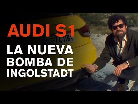 Prueba - Audi S1; la nueva bomba de Ingolstadt