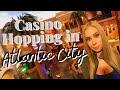 CASINO'S, CASH OUTS, AND COOKIES | ATLANTIC CITY GAMBLING VLOG # 22