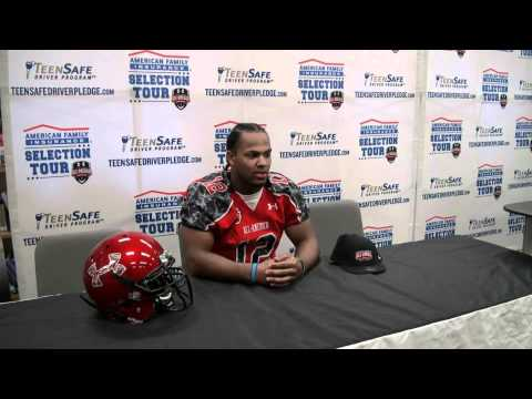 Issac Gross - Under Armour Game Q&A