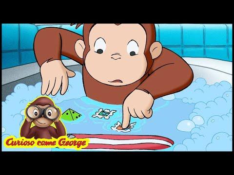 Curioso come George 🐵210 Apprendista Idraulico 🐵 Cartoni Animati per Bambini 🐵 Stagione 2