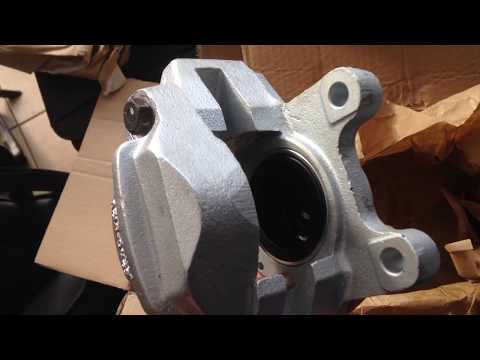 Triumph Stag - Brake Calipers - Part 9