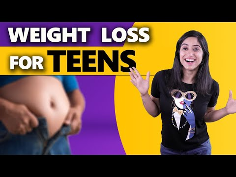 How to Lose Weight for Teenagers | by GunjanShouts
