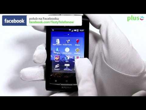 SE XPERIA X8 - test recenzja Sony Ericssona Xperii X8