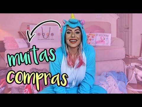 COMPRINHAS EM ORLANDO | Amanda Domenico Vlog