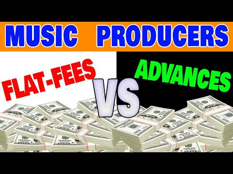 Music Producer Deals - Advances vs Fees | How To Always Make Money Producing Music!