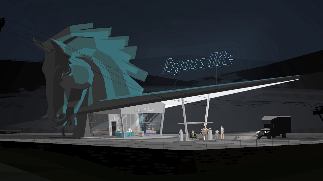 KENTUCKY ROUTE ZERO: TV EDITION   PlayStation Store Trailer