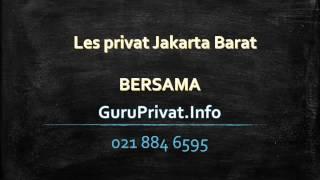 les privat jakarta barat | guruprivat.info