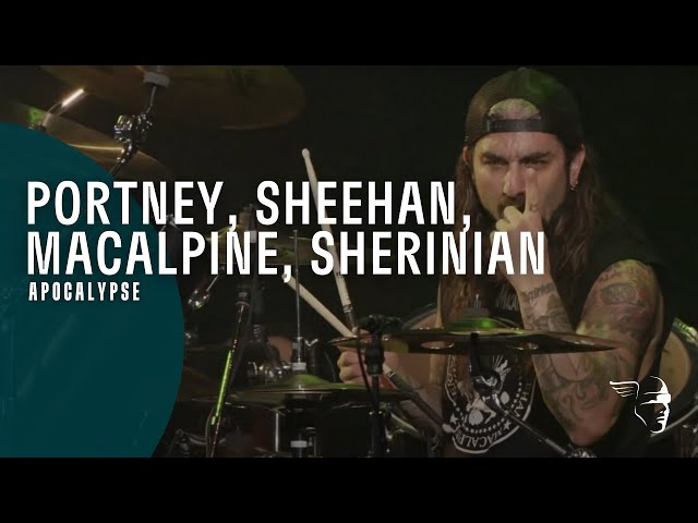 Portnoy, Sheehan, MacAlpine, Sherinian - Apocalypse 1470 B.C. (Live In Tokyo) ~1080p HD