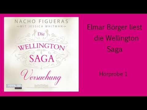 Versuchung (Die Wellington-Saga 1) YouTube Hörbuch Trailer auf Deutsch