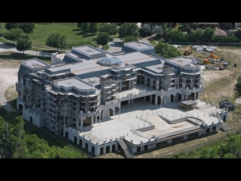 13 biggest houses - Biggest House In The World 2016