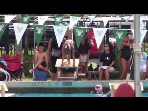 BROOKE MING - Kamehameha Swim Club - 10/12/2013 - 50 yard butterfly