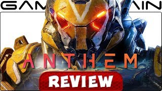 Anthem REVIEW (PS4, Xbox One & PC)