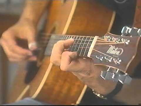 Beginning Guitar   Tommy Emmanuel   Fingerstyle Acoustic Guitar Lessons