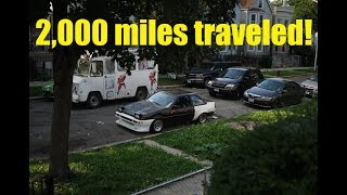 Seattle to NYC in an AE86 - Part 3 | Chicago