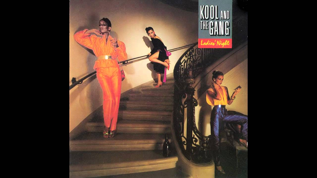 Kool The Gang Fresh Rollin You Can Do It