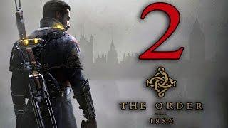 THE ORDER: 1886 [Walkthrough Gameplay ITA HD - PARTE 2] - Capitolo 1: Sempre Cavaliere