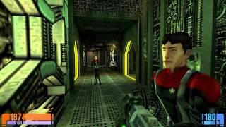 Star Trek Voyager: Elite Force Walkthrough Mission Eight ***Proving Ground*** (1080p FULL HD)