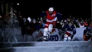 Red Bull Crashed Ice 2013 - Niagara Falls & Quebec City, Canada