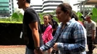 Zahwa & Aaliyah Diusir, Reza Siap Pasang Badan