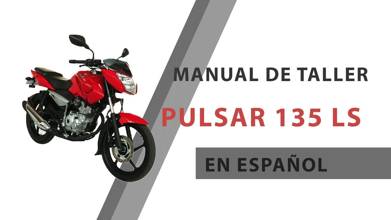 manual de taller de pulsar 135 ls en espa ol youtube rh youtube com manual pulsar 135 ls pdf manual pulsar 135 ls pdf