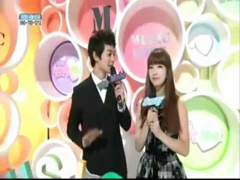 Minho and Suzy Couple Tribute