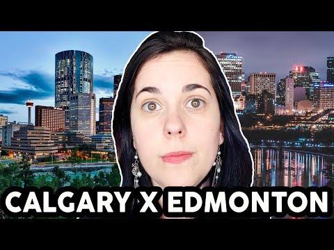 CALGARY X EDMONTON | EDMONTON | VIAGEM PELO CANADÁ #24 | KITTY NO CANADÁ