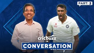 Cricbuzz In Conversation ft. R Ashwin: The Unconventional Leader